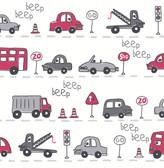 Beep Beep  Grey Cars