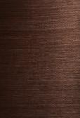 Xiu Dark Brown Grasscloth Wallpaper