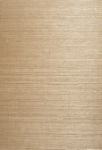 Chang Taupe Grasscloth Wallpaper