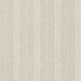 Calais Wheat Grain Stripe Wallpaper