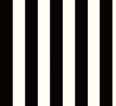 Rockland Black Marble Stripe Wallpaper