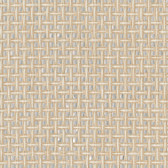 Tai Xi Cream Grasscloth