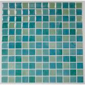 TIL3226FLT - Blue Mosaic StickTILES™ - 4 Pack