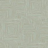 Wall Sculpture Fabric Squares Wallpaper