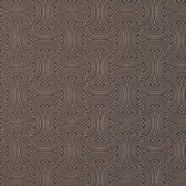 DE8840-Candice Olson Shimmering Details Hourglass Cocoa Brown Wallpaper