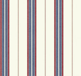 Nautical Living Bay Stripe 2 Wallpaper