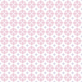 WALT DISNEY KIDS II SOFIA GEOMETRIC WALLPAPER