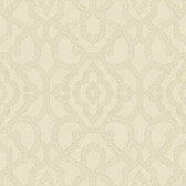 COD0123 - Candice Olson Embellished Surfaces Allure Beige Wallpaper