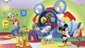 WALT DISNEY KIDS II MCKY FRIENDS CLBHSE CAPERS MURAL
