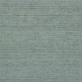 Wisteria Blue Grasscloth Wallpaper
