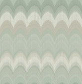 August Sage Wave Wallpaper