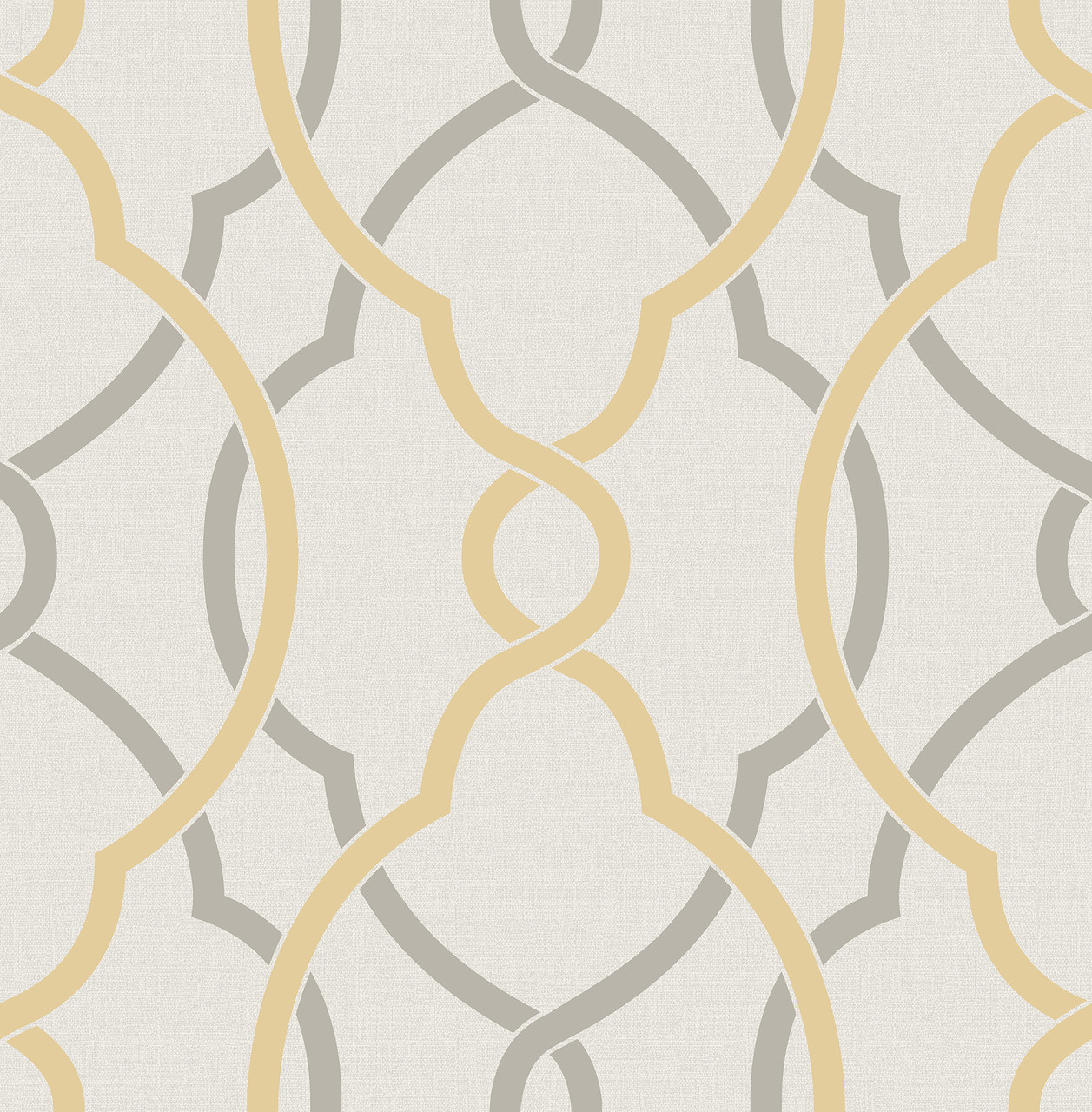 sausalito yellow lattice 2697 22620 wallpaper by brewster. Black Bedroom Furniture Sets. Home Design Ideas