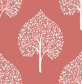 Grove Coral Tree Wallpaper