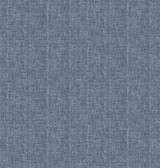 Oasis Blue Linen Wallpaper