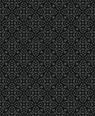 Element Black Mosaic Wallpaper