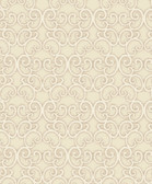 BD44301 Mixed Metals Shadow Scroll Wallpaper