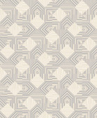 BD44501 Mixed Metals Navajo Wallpaper