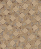 BD44504 Mixed Metals Navajo Wallpaper