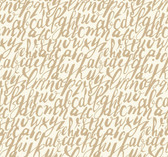 SD3727 Ronald Redding Designs Masterworks Chateau Wallpaper - Gold/White