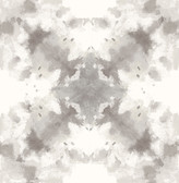 2763-24233 Mysterious Taupe Abstract Wallpaper