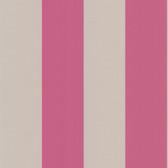 DL30630 Purcell Pink Stripe Wallpaper