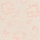 DL30650 Sharon Pearl Jacobean Floral Wallpaper