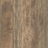 LG1323 Rough Cut Lumber Wallpaper - Red/Brown