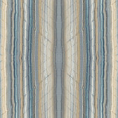 CP1212 Candice Olson Festival Wallpaper - Denim