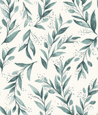 ME1536 Magnolia Home Vol. II Olive Branch  Weekends (Teal)