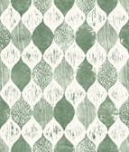 ME1567 Magnolia Home Vol. II Woodblock Print  Forest Green