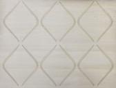 DL2902 Candice Olson Splendor Marquise Wallpaper  White