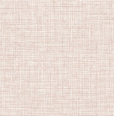 2793-24272 Poise Pink Linen Wallpaper