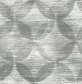 2793-24702 Alchemy Grey Geometric Wallpaper