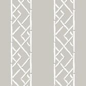 2785-24809 Platinum Latticework Wallpaper