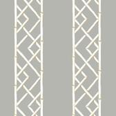 2785-24810 Citrine Latticework Wallpaper