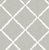 2785-24814 Sterling Ikatrellis Wallpaper