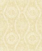 2785-24821 Citrine Painterly Wallpaper