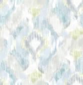 2785-24823 Aqua Mirage Wallpaper