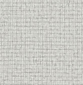 2785-24850 Graphite Palmweave Wallpaper