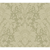 Brandywine GL4611  Damask Wallpaper