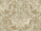 Brandywine GL4724  Aida Damask Stripe Wallpaper