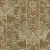 Brandywine GL4728  Aida Damask Stripe Wallpaper
