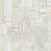 Beige Book Great Expectations Wallpaper - RB4210