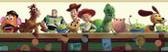 DK5801BD-Walt Disney Kids Toy Story Border-Cream