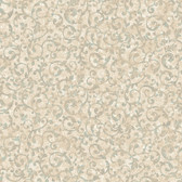 Gentle Manor Small Scroll Sage Wallpaper GG4724