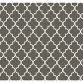 Waverly Cottage Buzzing Around Trellis Ash Wallpaper ER8200