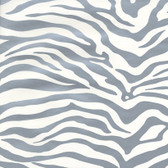 Risky Business II Animal Magnetism Wallpaper KD1799RB -Silver Metallic-White