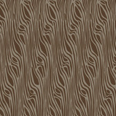 Silhouettes Contemporary Wood Grain Brown Wallpaper AP7404