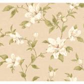 Regents Glen My Magnolia Wallpaper-PP5743-Linen-White-Neutrals