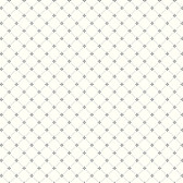 AB1872 - Black & White Small Scale Diamond White Wallpaper